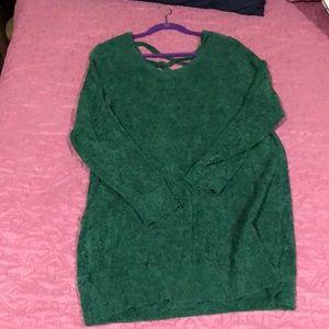 TORRID size 3 marled sweater